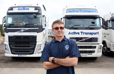 Transport firm boss Mark Yates fears gridlock will be a consequence of Brexit.