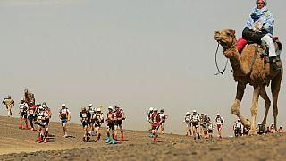 31e Marathon des Sables : Rachid El Morabity et Natalia Sedyhk remportent la 2è étape
