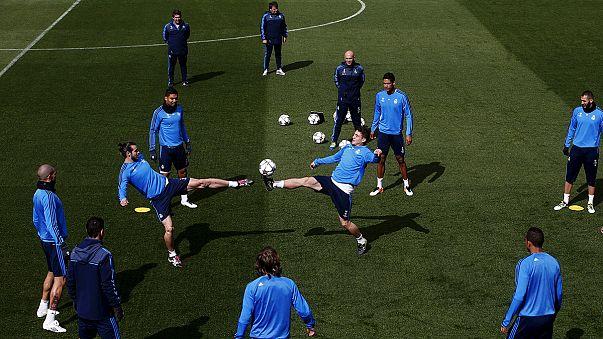 Real-Coach Zidane gegen Wolfsburg unter Druck