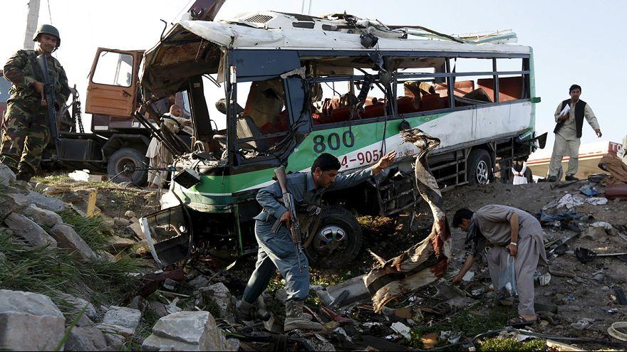 Теракты в Афганистане: взрывы в Джелалабаде и Кабуле