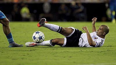 Algerian Sofiane Feghouli suspended by Valencia