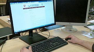 الموقع الإلكتروني لبرلمان ليتوانيا يتعرض للقرصنة على خلفية أزمة أوكرانيا