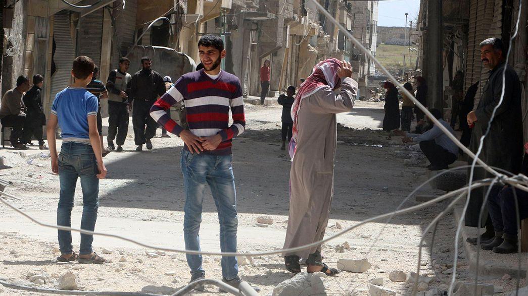 Siria: negoziati riprenderanno dopo elezioni, al Nusra tenta di isolare Aleppo