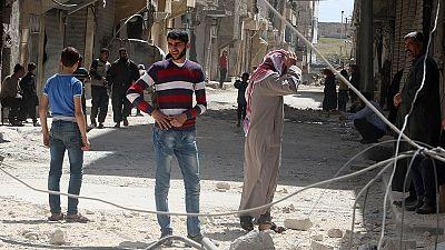 Parlamentswahlen in Syrien