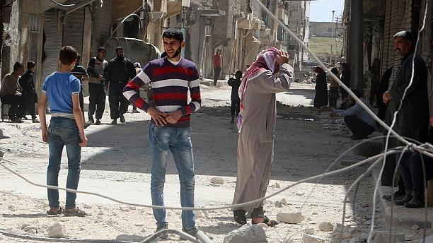 Fighting continues in Homs and Aleppo provinces on eve of Syria election
