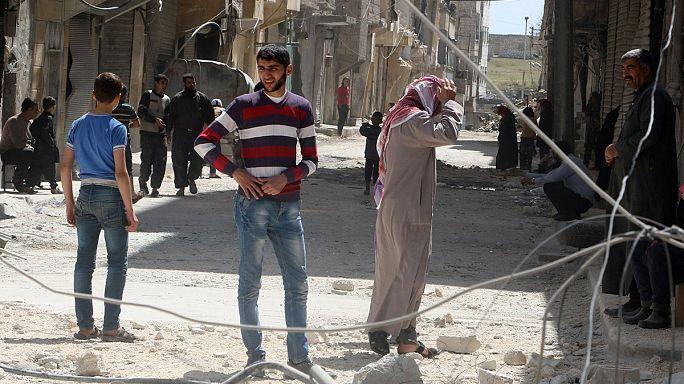 """Сирия накануне выборов: """"день тишины"""" на фоне боевых действий"""