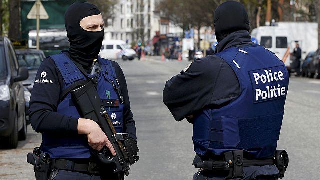 شخصان آخران يتهمان بالارهاب في بلجيكا