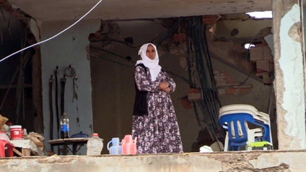 Диярбакыр: новый взрыв заминированного автомобиля у военной базы