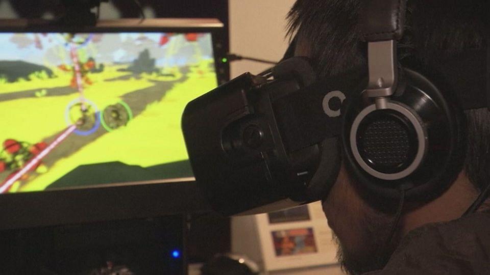 Virtual Reality hits the shops in EGX Razzed London fanfare