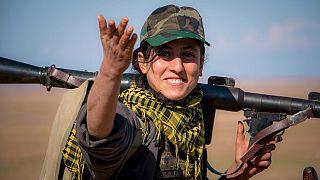 Irak : Naishteman, jeune femme engagée contre Daesh