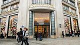 LVMH se estanca en sus ventas de Louis Vuitton y Dior por una bajada del turismo en Francia