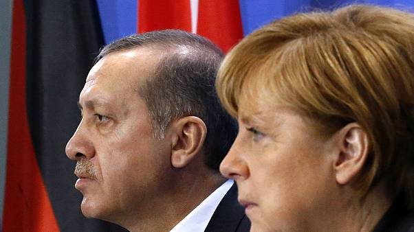No Joke: Turkey's president files complaint against German comedian