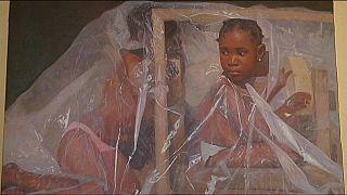 Nigéria : Olumide Oresegun, un peintre hyperréaliste passionné