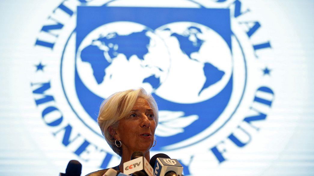 """IMF: """"İngiltere'nin AB'den ayrılığının dünya ekonomisine ciddi zararları olur"""""""