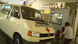 Beteg a görög egészségügy