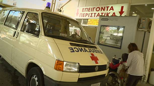 Resuscitating Greece's struggling health system