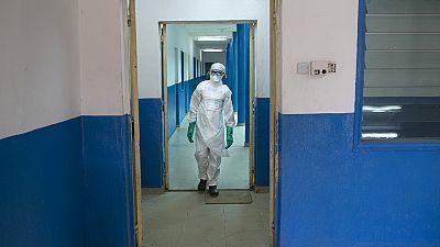 Liberia: 2 boys infected with Ebola responding to Zmapp treatment