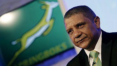 Allister Coetzee, nouveau sélectionneur des Springboks d'Afrique du Sud