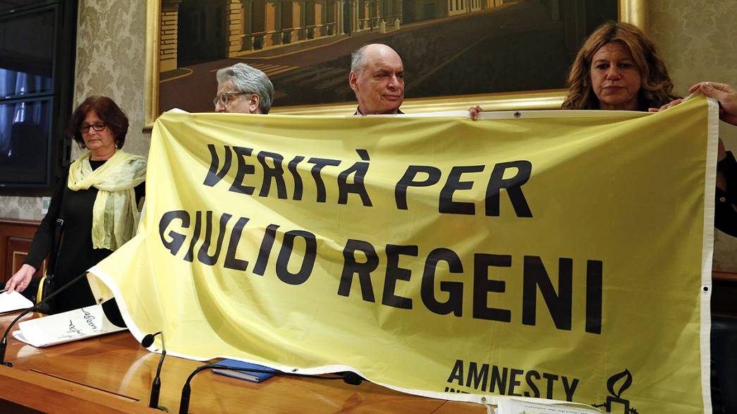 İtalya ile Mısır arasındaki Regeni krizi Strasbourg'a taşındı