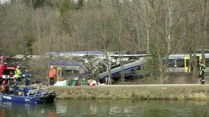 Accident de train en Allemagne : l'agent d'aiguillage jouait sur son téléphone