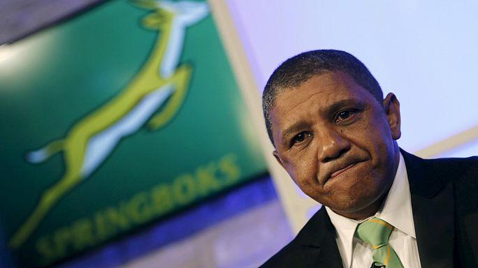 Allister Coetzee à la tête des Springboks