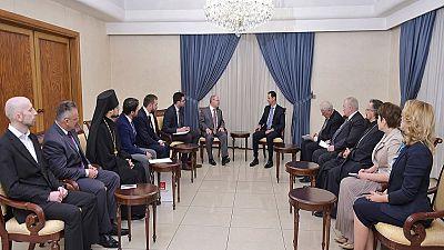 Syrie : les législatives auront lieu mercredi