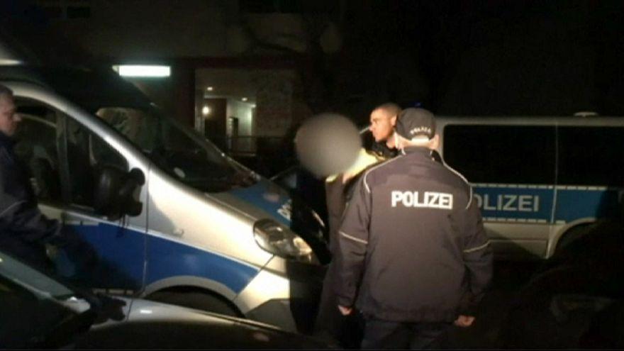 В Берлине задержаны члены преступного семейного клана