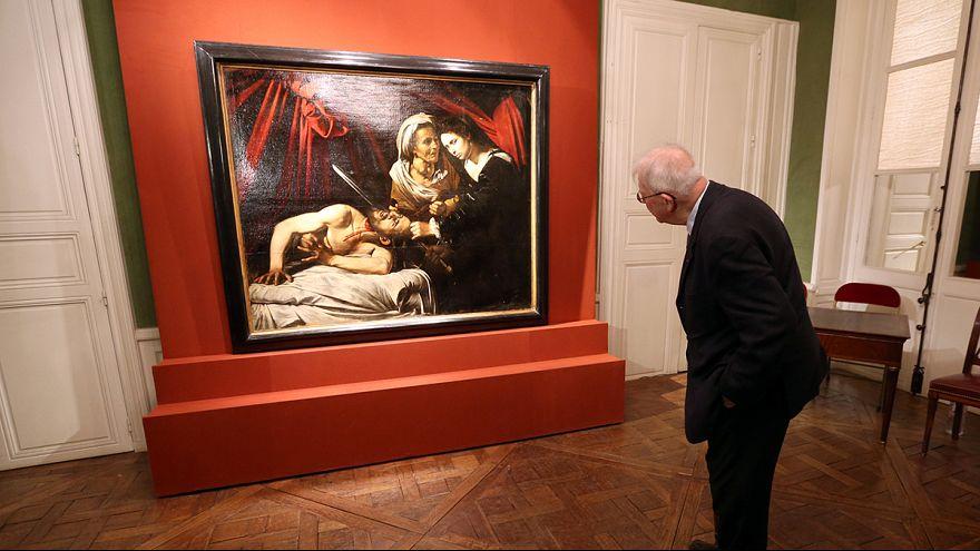 فرنسا: خبراء يؤكدون أن لوحة كرافاجيو التي عثر عليها في سقيفة أصلية