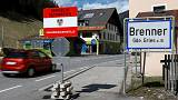 Austria beefs up border controls, expecting a massive migrant influx
