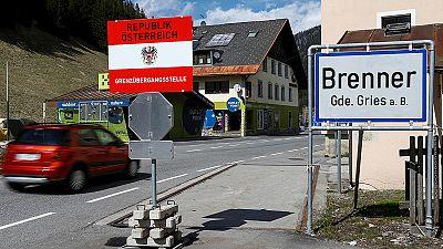 Austria beefs up border controls, expecting a massive migrant influx
