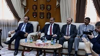 Tunisia hosts meeting on Libya government
