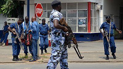 At least five killed in a market attack in Burundi