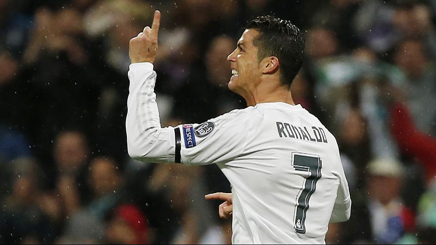 Real Madrid and Manchester City qualify for Champions League semis