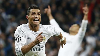 Ronaldo hat-trick fires Real Madrid into Champions League semis