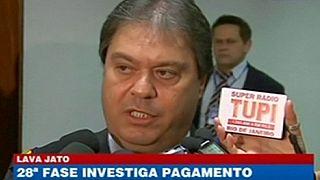 Brésil: un ex-sénateur arrêté dans l'affaire Petrobras