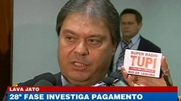 Βραζιλία: Σύλληψη γερουσιαστή για διαφθορά