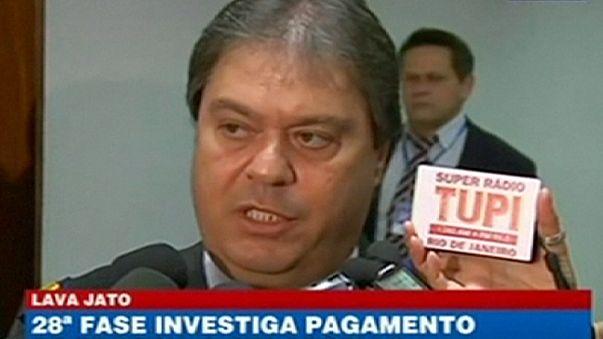 Újabb brazil politikust tartóztattak le vesztegetésért