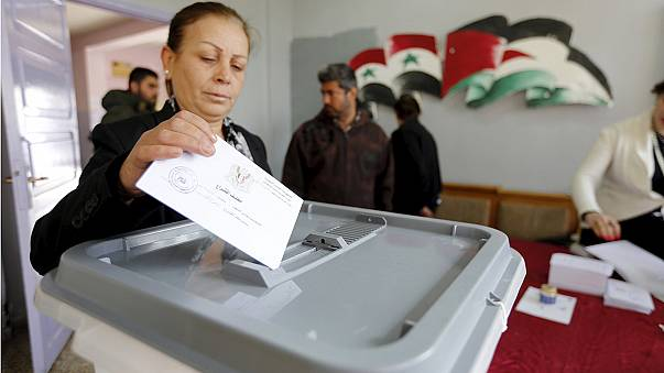 Syrie : des élections législatives très controversées
