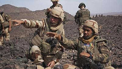 Three French soldiers killed by landmine in northern Mali