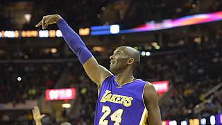 NBA legend Kobe Bryant approaching final game for the LA Lakers