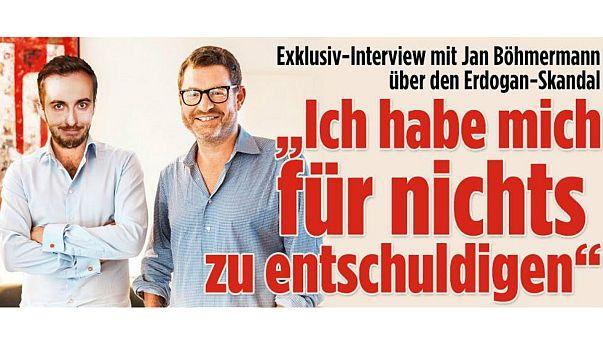 Geht's noch? Das falsche Böhmermann-Interview