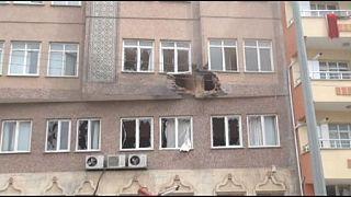 La ciudad turca de Kilis, atacada desde Siria por el grupo Estado Islámico por tercer día consecutivo