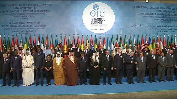 El conflicto de Siria monopoliza la cumbre de la Organización para la Cooperación Islámica en Estambul