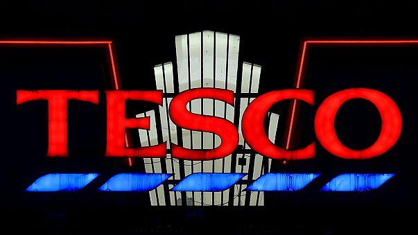 ارتفاع مبيعات تيسكو البريطانية في الربع الأول من 2016
