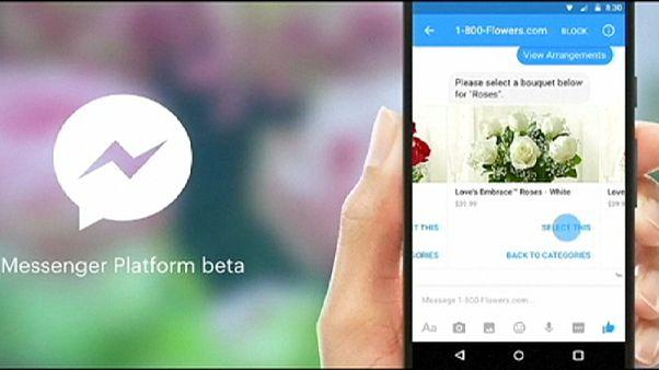Facebook apuesta por los 'chatbots', avatares virtuales, para aumentar el comercio en la red