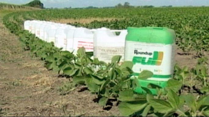 المبيدات الزراعية موضع تصويت في البرلمان الأوروبي