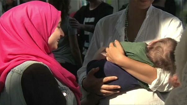 Η Σουηδία υπερδιπλασιάζει τα κονδύλια για τους πρόσφυγες