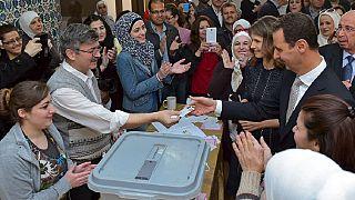 Syrie : des législatives sur fond de guerre