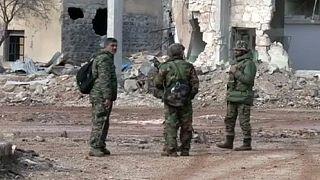 مفاوضات سلام في جنيف وانتخابات تشريعية في سوريا