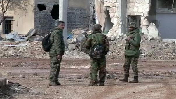 Сирия на грани